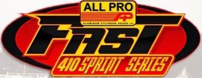 FAST 410 Sprints Logo