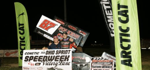 Aaron Reutzel - All Star Circuit of Champions Winner