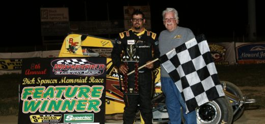 Matt Westfall - Dick Spencer Memorial Winner