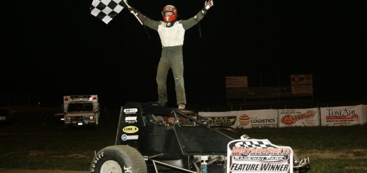 Lee Underwood - Jack Hewitt Classic Winner